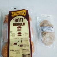 Paket Bernardi Roti Burger Wijen + Patties