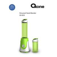 OX-853 Personal Hand Blender Oxone 250W - Hijau