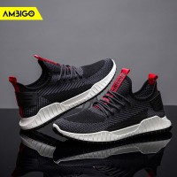 Ambigo JKT27 Running Shoes Sepatu Lari Sneakers Kets Olahraga Pria