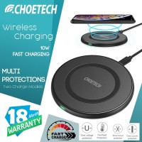 CHOETECH T526S Fast Wireless Charger 7.5W Wireless FAST CHARGING