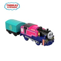 Thomas & Friends Trackmaster Motorized Engine (Ashima) - Mainan Kereta