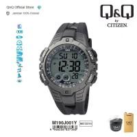 Q&Q QnQ QQ Original Jam Tangan Pria Digital - M190 M190J Water Resist