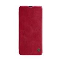 Nillkin Qin Leather Flip Case Samsung Galaxy A50 Red