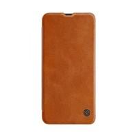 Nillkin Qin Leather Flip Case Samsung Galaxy A50 Brown