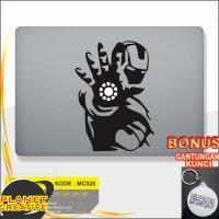 Terlaris Decal Macbook Sticker Laptop Ironman