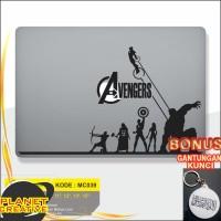 Promo Decal Macbook Sticker Laptop Avanger 2