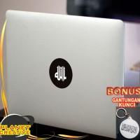 Promo Decal Macbook Sticker Kaligrafi Allah