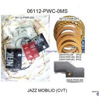 JAZZ MOBILIO CVT MATIC PACKING & KAMPAS SET 06112-PWC-0MS aneka m