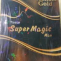 tissue super magic premium gold murah pekanbaru