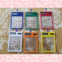 Transparent Solar Calculator Kalkulator Transparan