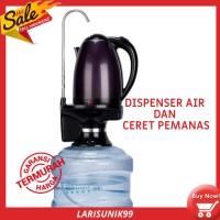 Dispenser Air Panas Galon Elektrik Dengan Ceret Pemanas Air Pompa Galo