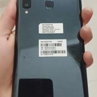 Samsung A9 2018 ram 6/128 full set second kondisi 95% mulus