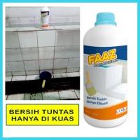 Faaz Porcelain Cleaner 1000ml / Pembersih Kerak Lantai Kamar Mandi