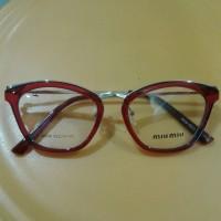 Frame Kacamata Miu miu