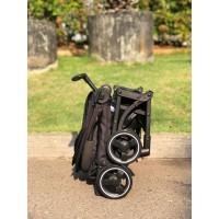 Stroller Baby Cabinsize Kereta Dorong Bayi Lipat Murah Promo - Hitam