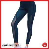 Celana olahraga wanita gym fitness legging sport senam yoga FS363
