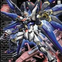 gunpla BANDAI MG 1/100 Strike Freedom Gundam