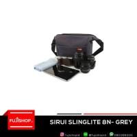 Sirui Slinglite 8 Fashionable - Tas Kamera - Grey