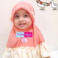 "Best Sale Jilbab Anak Instan ""Nadia"" By Miulan Berkualitas,.-"