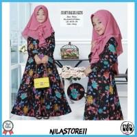 Best Sale Gamis Syari Ralika Fashion Anak Muslim Wanita Modern