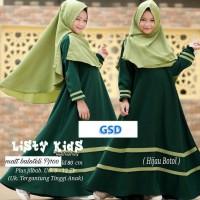 Best Sale Baju Muslim Anak Perempuan|Gamis Anak-Hijab Kids Listy -