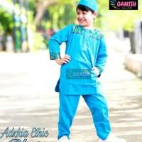 Best Sale Baju Koko Anak Pakistan Tangan Panjang Setelan Usia 8 9 10