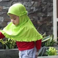 Best Sale Jilbab Anak Vania Curly Baby Ori-Asli Berkualitas,.-