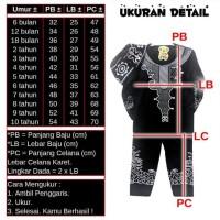 Best Sale Baju Koko Black Panther Pakaian Muslim Anak Laki Premium