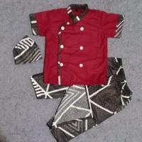 Best Sale Kokici Size L Koko Anak Sarung Celana Peci Model Koki Usia