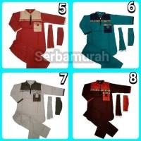 Best Sale Setelan Koko Pakistan Anak Baju Koko Anak Lengan Panjang