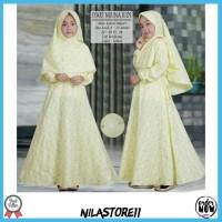 Best Sale Gamis Syari Anak Nirina Baju Fashion Muslim Anak Modern