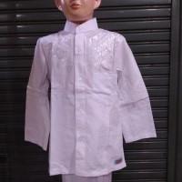 Best Sale Baju Koko Anak Warna Putih || Manasik Haji Anak