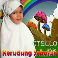 Best Sale Kerudung Jilbab Instan Bergo Anak Sekolah Sd (Size L)