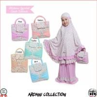 Best Sale Mukena Anak Wanita Spandek Sakinah Fashion Muslimah Modern