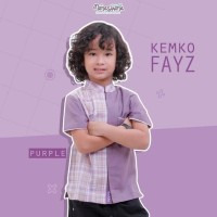 Best Sale Fayz - Baju Koko Anak Baju Muslim Anak Laki-Laki - Size Xs,