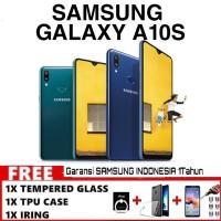 SAMSUNG GALAXY A10s Ram 2/32GB Garansi Resmi SEIN - Hijau