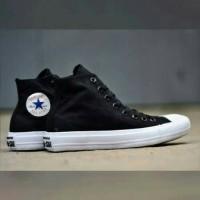 Sepatu Converse ALL Star Boot warna Hitam
