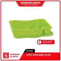 Maspion Plastik Rak Pengering Piring - Dish Drainer