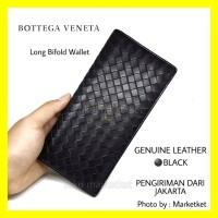 Dompet Panjang Pria Premium High Class Original Leather Bifold Long