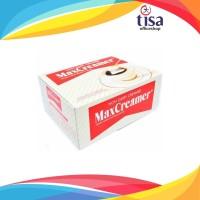 Max Creamer Non-dairy Krimer Kopi Sachet isi 50's