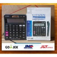 Kalkulator Citizen CT-169 / Calculator Alat Penghitung Angka