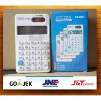Kalkulator Citizen CT3000 / Calculator Alat Penghitung Angka