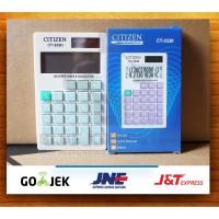 Kalkulator Citizen CT333 / Calculator Alat Penghitung Angka