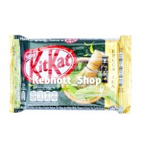Nestle Kitkat Wafer Chocolate Green Tea 35gr | Cokelat Teh Hijau