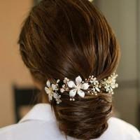 AR052 aksesoris rambut wedding accesories pesta headpiece bando murah