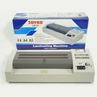JOYKO LM-02 HAVY DUTY SIZE A4 F4 & A3 MESIN LAMINATING LAMINATOR LM02