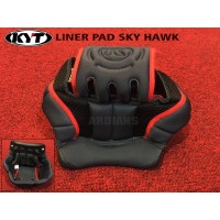 Liner pad,Busa Helm,KYT,Sky Hawk,Trail,Cross,Trabas,Enduro,Grasstrack