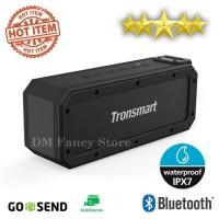 TRONSMART Element Force+ IPX7 WaterProof SoundPulse Bluetooth Speaker - Hitam