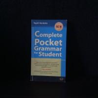 Complete pocket grammar for student Teguh Handoko