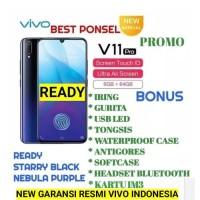 VIVO V11 PRO 6/64 GARANSI RESMI VIVO INDONESIA